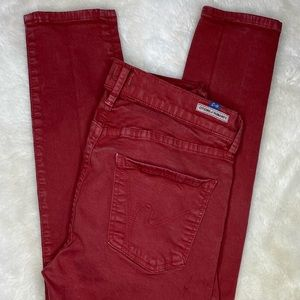 Citizens of Humanity Cropped Skinny Jeans Size 28
